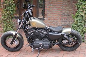 Harley-Davidson Sportster XL 1200CB Umbau anzeigen