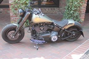Harley-Davidson Softail Fat Boy Special FLSTFB Umbau anzeigen