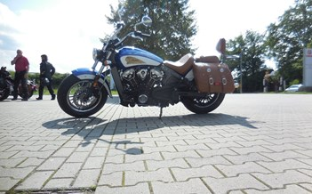 UMBAUTEN Indian Scout