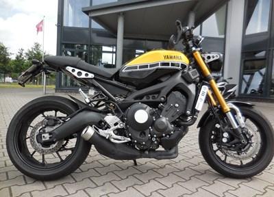 Yamaha XSR900 Ein wenig umgebaut