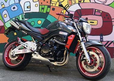 Gebrauchtmotorrad Suzuki GSR 600