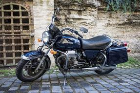 Moto Guzzi 1000 Convert Umbau anzeigen