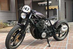 Yamaha XS 750 Umbau anzeigen