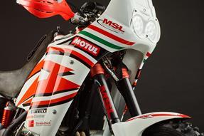 Beta RR 525 Racing 4T Umbau anzeigen