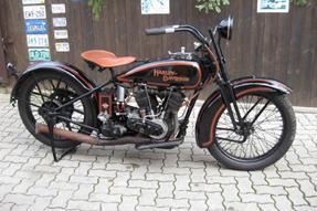 Harley-Davidson Type J Umbau anzeigen