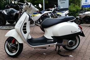 Vespa GTS 300 i.e. Super Umbau anzeigen