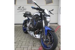 Yamaha MT-07 Umbau anzeigen