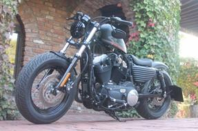 Harley-Davidson Sportster XL 1200 X Forty-Eight Umbau anzeigen