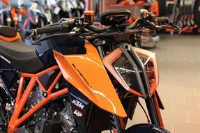 KTM 1290 Super Duke R Umbau anzeigen