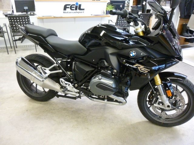 umgebautes motorrad bmw r 1200 rs von motorradsport feil. Black Bedroom Furniture Sets. Home Design Ideas