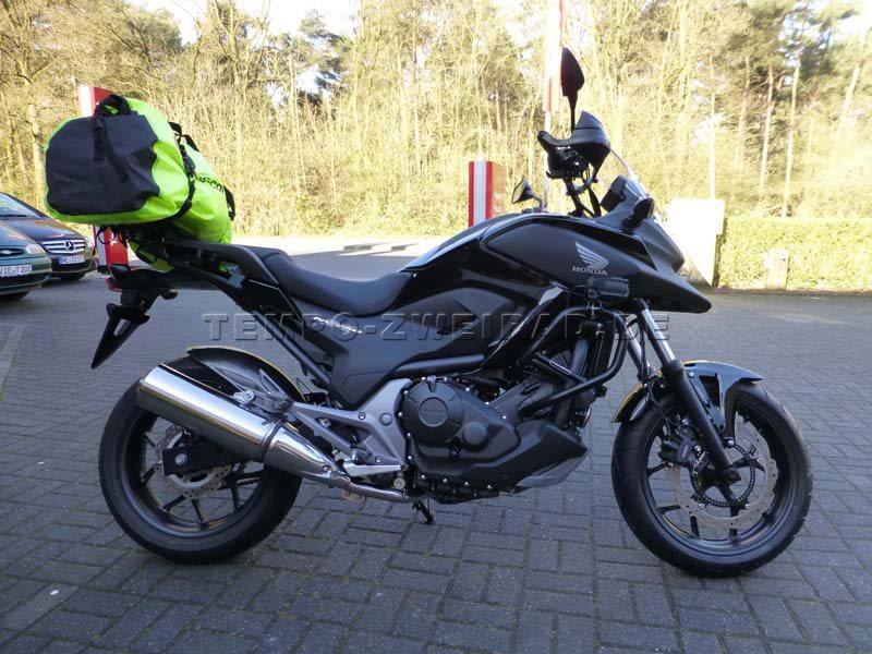 Honda Garage Utrecht : Umgebautes motorrad honda nc von tempo zweirad treff gmbh