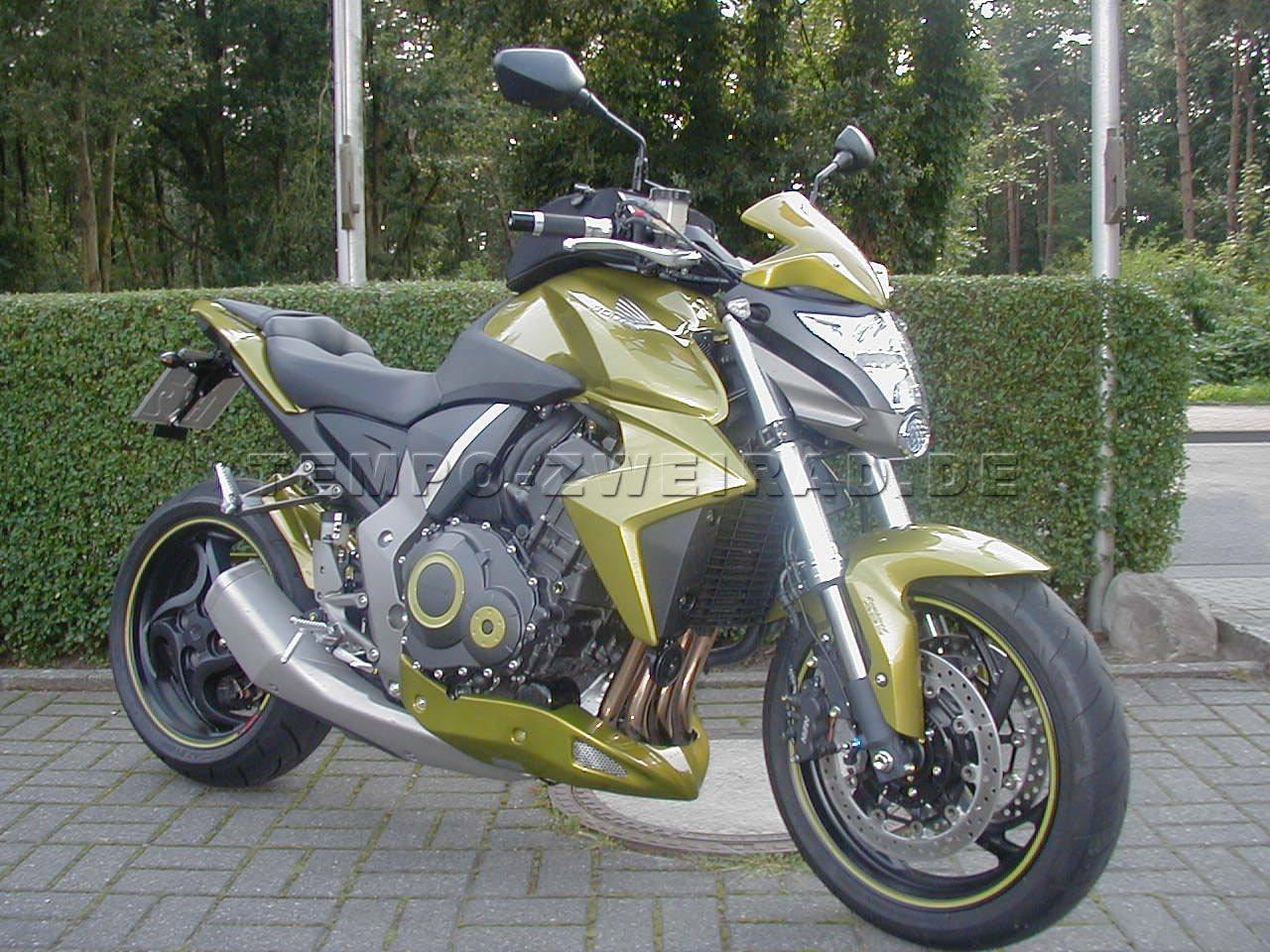 Honda Garage Utrecht : Umgebautes motorrad honda cb r von tempo zweirad treff gmbh