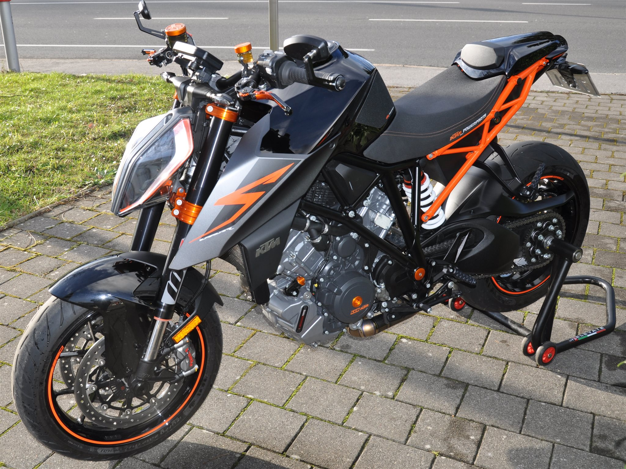 Ktm Duke  Tuning Kit