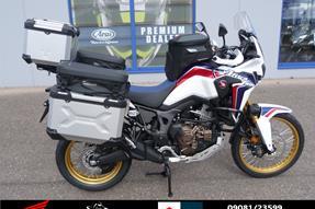 Honda CRF1000L Africa Twin Adventure Sports DCT Umbau anzeigen