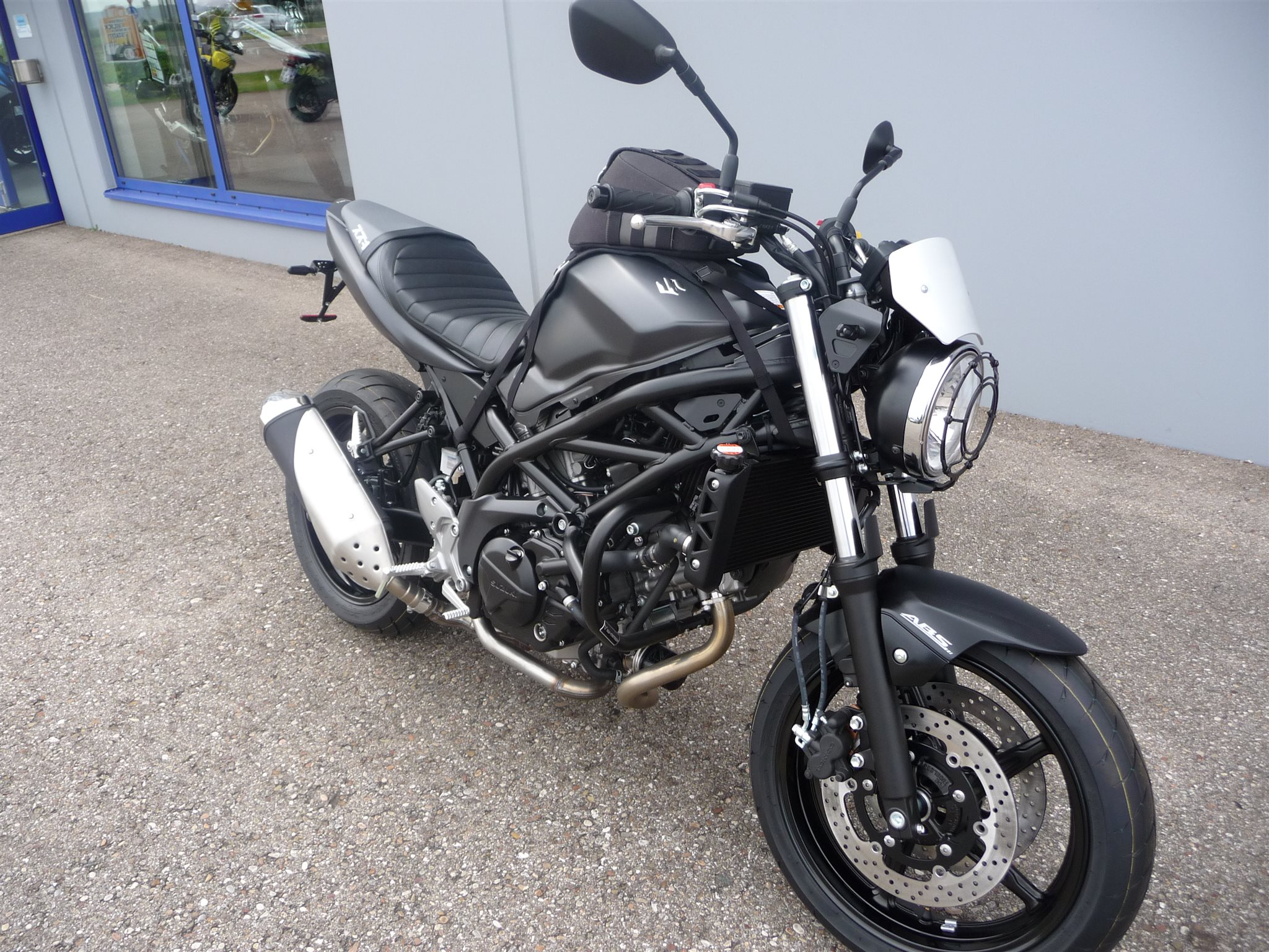 details zum custom bike suzuki sv 650 des h ndlers biker stable gmbh co kg. Black Bedroom Furniture Sets. Home Design Ideas