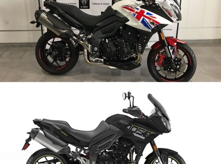 MODIFICACIONES Triumph Tiger 1050 SE