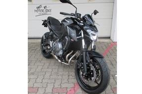 Kawasaki Z 650 Umbau anzeigen