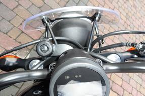 Honda CMX500 Rebel Umbau anzeigen