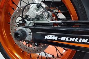 KTM 690 SMC R Umbau anzeigen