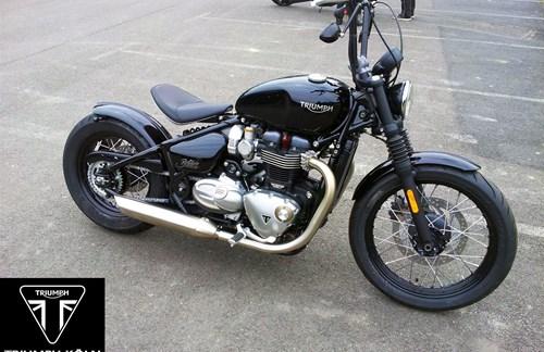 Unsere Custom Bikes Und Motorrad Umbauten Triumph World Köln