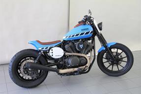 Yamaha XV 950 R Umbau anzeigen
