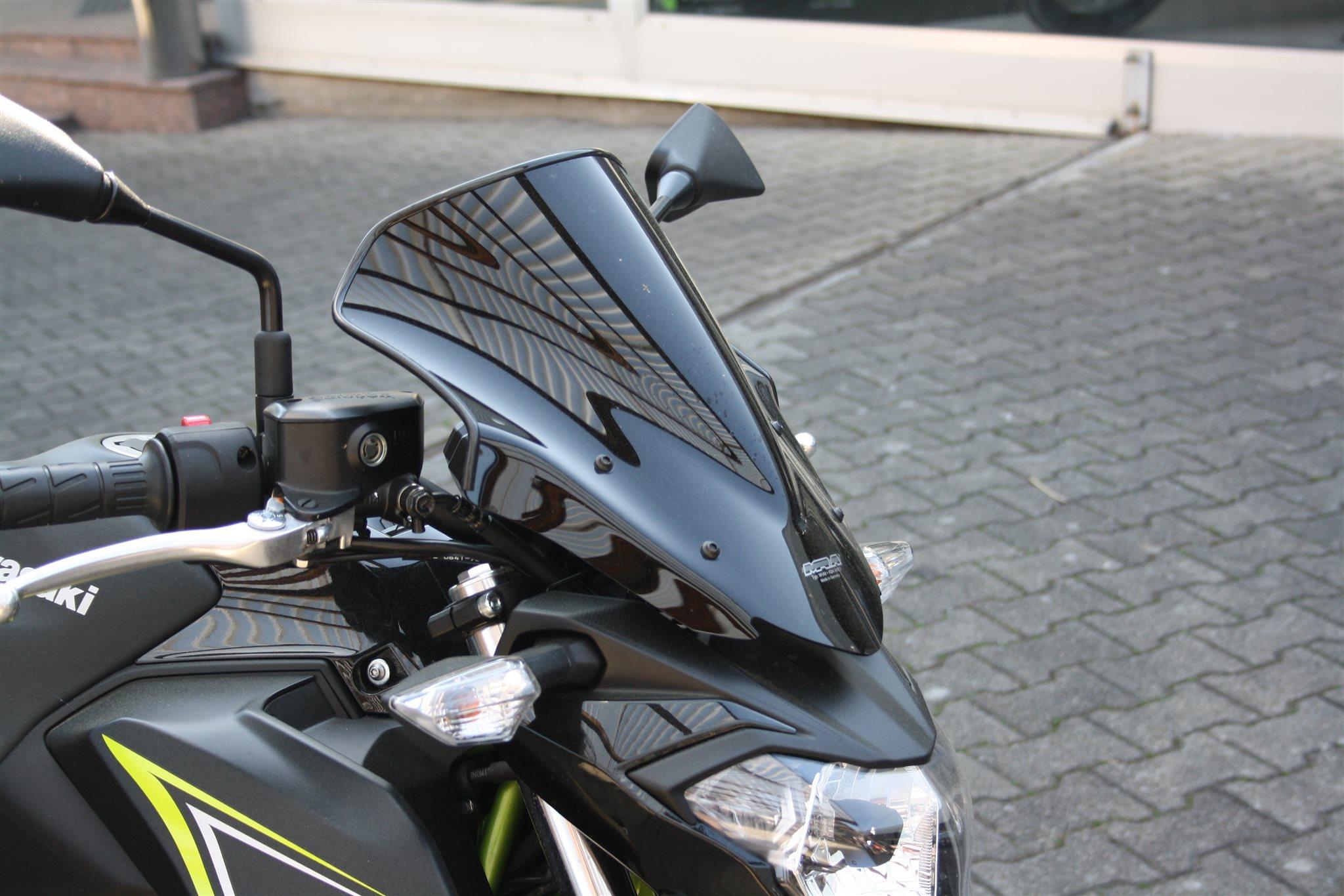 details zum custom bike kawasaki z 650 des h ndlers. Black Bedroom Furniture Sets. Home Design Ideas