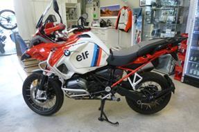 BMW R 1200 GS Adventure Umbau anzeigen