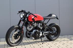 Yamaha XV 750 Virago Umbau anzeigen