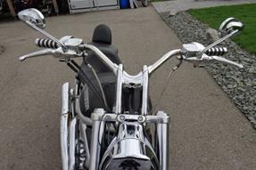 Harley-Davidson V-Rod VRSCB Umbau anzeigen