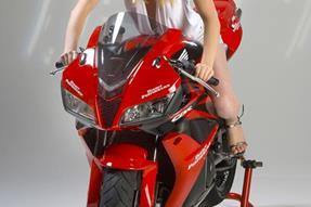 Honda CBR 600 RR Umbau anzeigen
