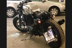 Harley-Davidson Sportster XL 1200 N Nightster Umbau anzeigen