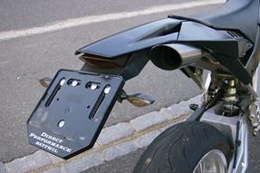 Aprilia SXV 550 Supermoto Umbau anzeigen