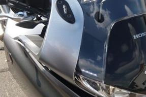 Honda VFR 1200 F Umbau anzeigen