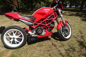 Ducati Monster S2R 1000 Umbau anzeigen