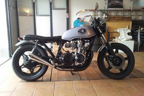 Honda CB 750 K Umbau anzeigen