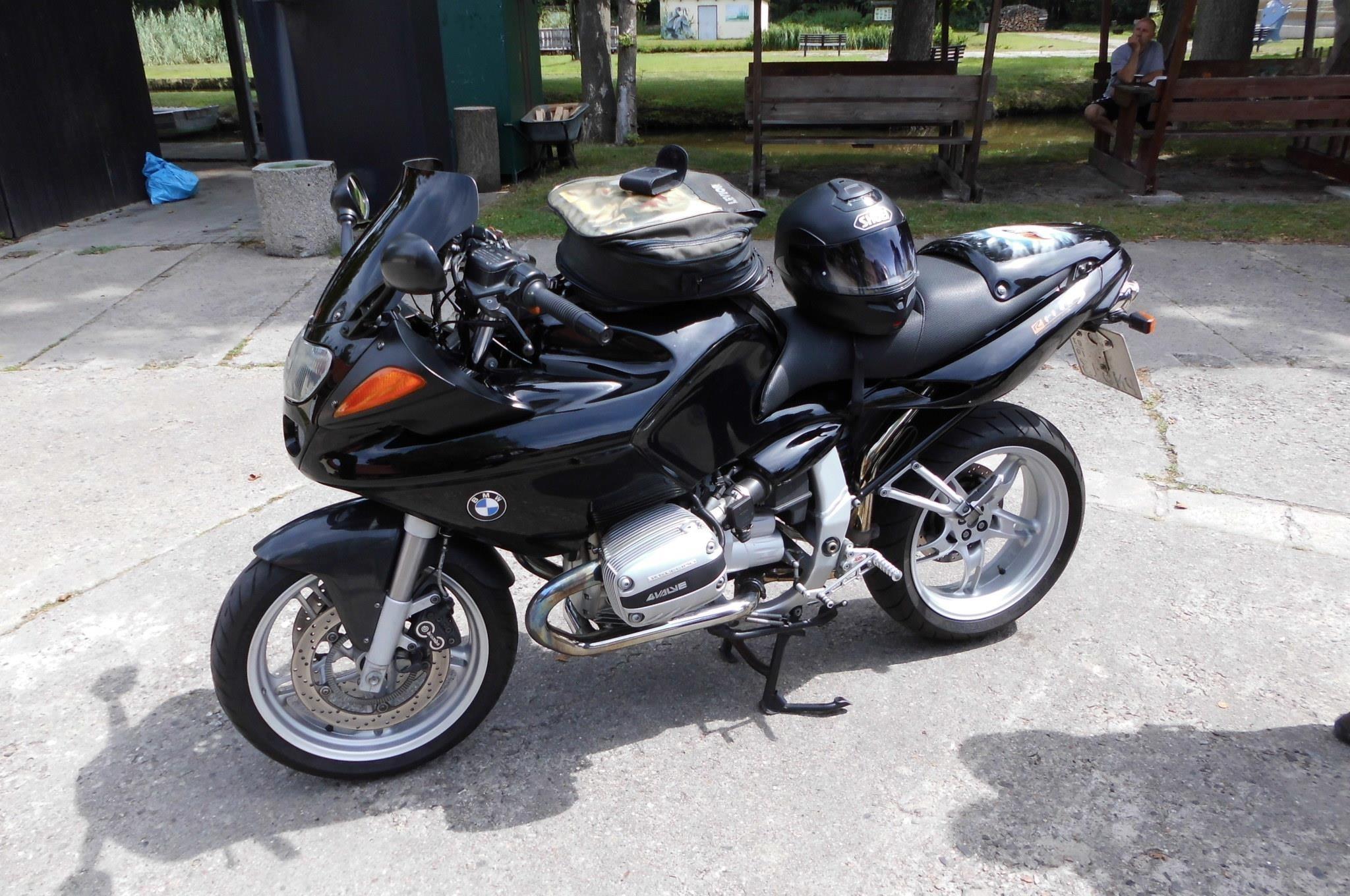 Umgebautes Motorrad Bmw R 1100 S Von Honda Peter 1000ps De