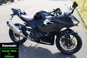 Kawasaki Ninja 400 Umbau anzeigen