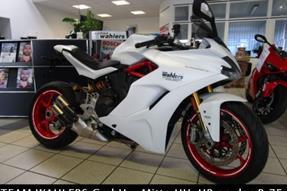Ducati SuperSport S Umbau anzeigen