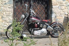 Harley-Davidson Softail Custom FXSTC Umbau anzeigen
