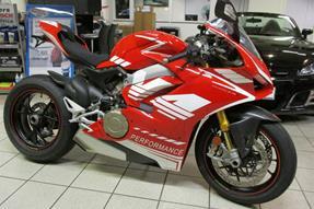Ducati Panigale V4 S Umbau anzeigen