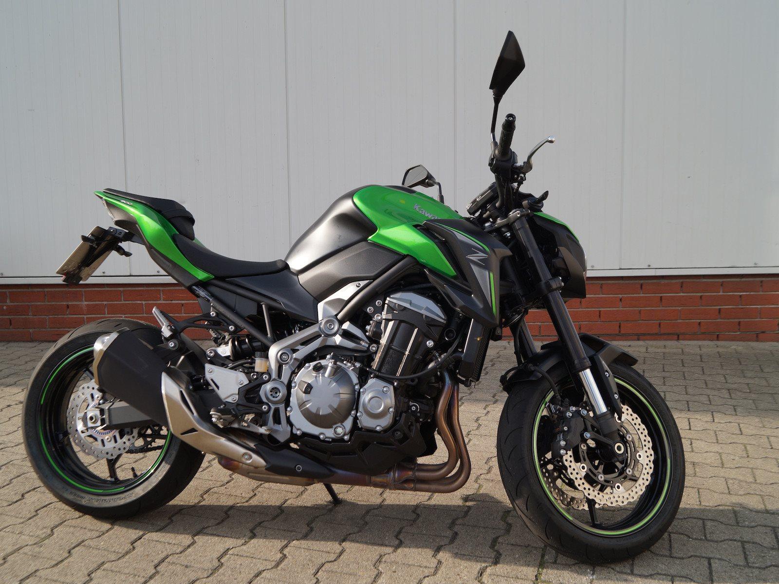 Kawasaki Z900 (35 kW) 2019 kaufen auf autoricardo.ch