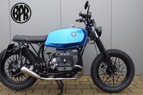 BMW R 45 Umbau anzeigen