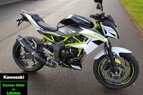 Kawasaki Z125 Umbau anzeigen