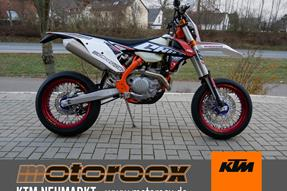 KTM 500 EXC-F Sixdays Umbau anzeigen