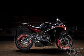Honda CBR1000RR Fireblade Umbau anzeigen