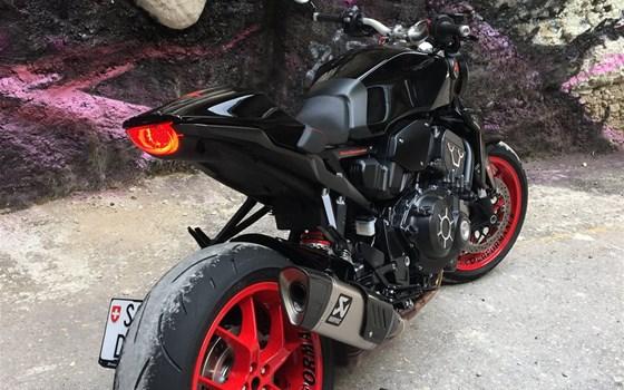 Umgebautes Motorrad Honda CB 1000 R von Biker Stable GmbH