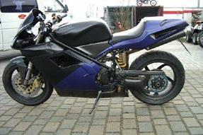 Ducati 748 Umbau anzeigen