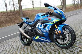 Suzuki GSX-R 1000 R Umbau anzeigen
