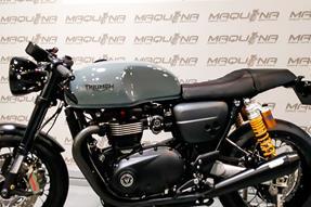 Triumph Thruxton 1200R Umbau anzeigen