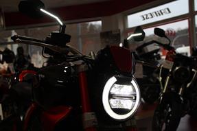 Honda CB 1100 R Umbau anzeigen